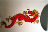 Little Surprised Dragon
