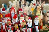 Santas And Angels