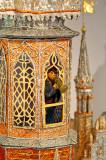 Krakow Nativity Scene - Trumpeter