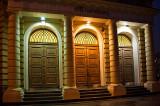 Threefold Doorway