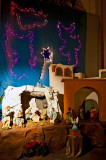 Christmas Crib At St. Francis Of Assisi Church