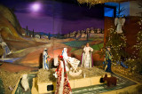 Christmas Crib At St. Andrew Bobola Church