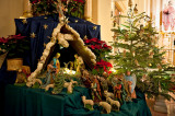Christmas Crib At St.John of God Church