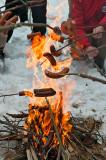 Bonfire Sausages
