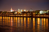 Night Colors Of The River
