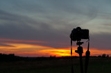 Nikon's Sunset