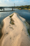 Wisla River Lowest Level