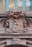 Mermaid Relief On The Building