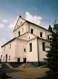Cathedral In Drohiczyn