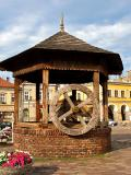 Old Well In The Market Square