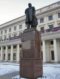 Monument To S. Moniuszko