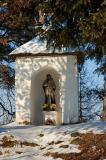 St. Nepomuk Shrine in Belzec