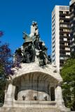 Monument to Dr. Bertomeu Robert