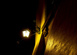 Old Town House Lamp