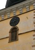 Clock Over The Window