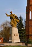 Monument To Ignacy Skorupka