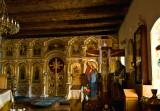 Iconostasis In Zymne Monastery