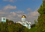 Orthodox Cathedral In VV