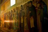 Zymne Monastery Mural