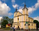 Parish Church In Volodymyr Volynskyi
