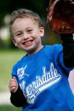 Kerrisdale Little League Baseball 2008: Rockets Play Ball