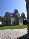 Kloster in Decane (Kosovo)