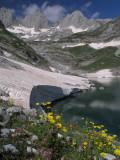 Liqeni i Jezerces Seen