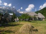 Unterkunft im Valbona-Tal