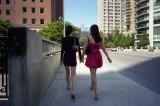 Two girls @f8 Reala