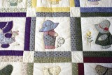 Sunbonnet Sue (detail)