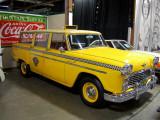 Checker Cab stationwagon