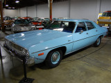 1974 Plymouth Satellite originally owned by former CA Governor Jerry Brown.