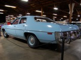 1974 Plymouth Satellite owned by CA Governor Jerry Brown