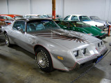10th Anniversary 1979 Trans Am with silver leather seats like Kid Rock had in Joe Dirt.