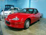 Infamous 1997 GM EV1 electric car
