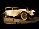 Silver screen actor AL JOLSON 1928 Mercedes Model S