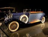 1926 Mercedes Transformable K