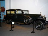 Silver screen actor FRED ASTAIRE 1927 Rolls Royce Phantom I
