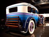 1930 Ruxton FWD 5-passenger sedan