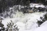 Inglis Falls - February 23, 2008