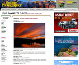 Contests, Exhibits or Published