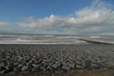 Dike and Sea   Holland.