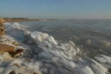 Drifting icefloes   Marken.