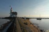 Lighthouse Het Paard  Marken.