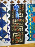 Viewer's Choice Table Runner by Judy Rabe