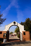 Cromwell Field Entrance USC