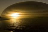 sunset, Beijing