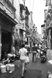 old alley in Wuhan