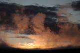 last light over Beinn Ruadh