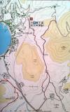 Port de Soller to Soller map